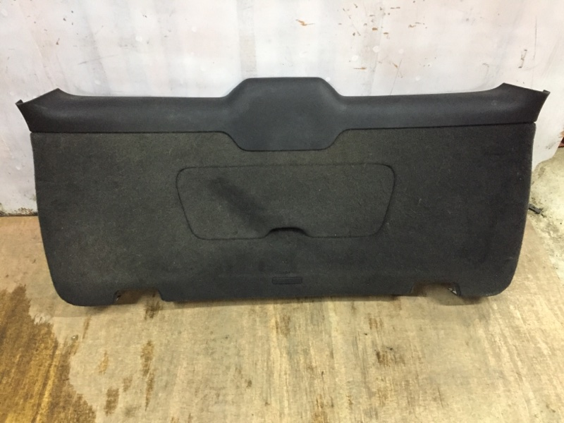 Обшивка багажника Porsche Cayenne 958 3.0 TDI 2011 задняя (б/у)