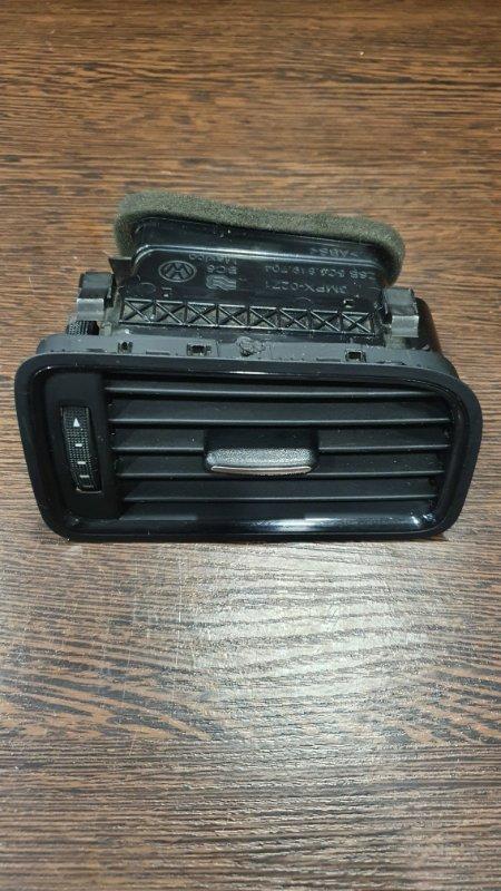 Дефлектор торпеды Volkswagen Jetta 5C 2011 правый (б/у)
