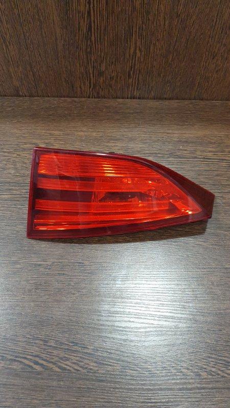 Фонарь Bmw X1 E84 2.0 N47D20C 2009 задний правый (б/у)