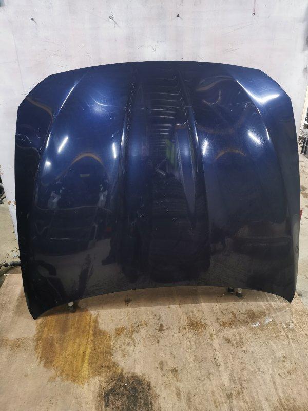 Капот Bmw 5-Series F11 3.0 N57D30A 2009 передний (б/у)