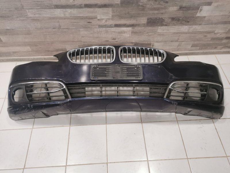 Бампер передний Bmw 5-Series F11 3.0 N57D30A 2009 (б/у)