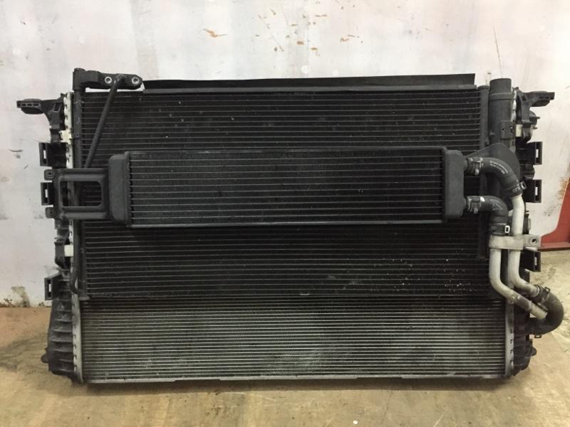Кассета радиаторов Audi Rsq3 8U 2.5 T CTS 2011 передняя (б/у)