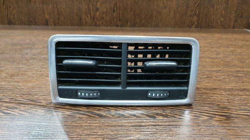 Дефлектор Audi Q7 4L 2007 задний (б/у)