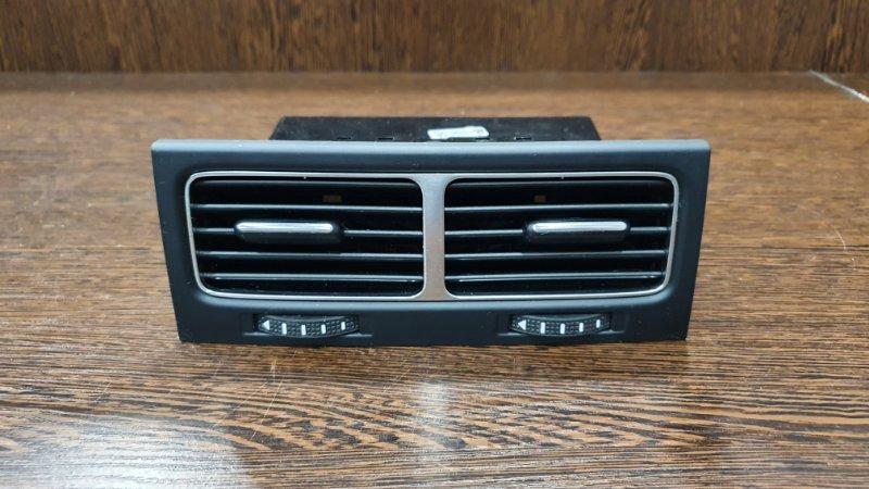 Дефлектор Volkswagen Touareg 7P 2010 задний (б/у)