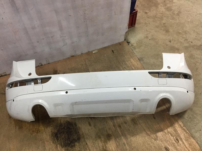 Бампер Audi Q5 8R 3.0D CCW 2008 задний (б/у)
