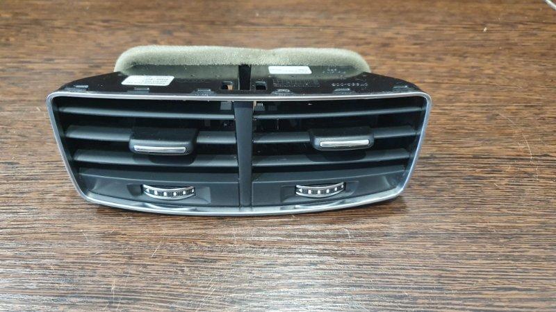 Дефлектор Audi A8 4H 2010 задний (б/у)