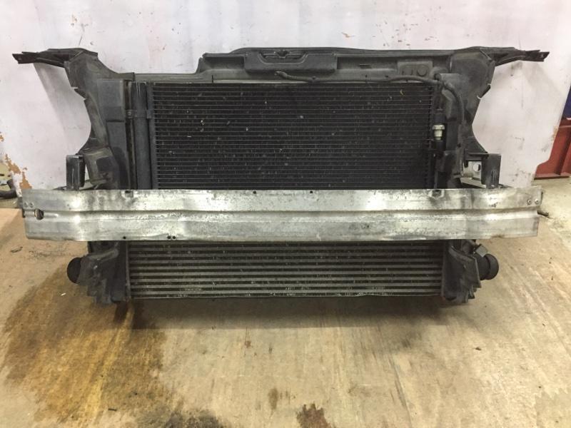 Кассета радиаторов Audi Q5 8R 3.0D CCW 2008 передняя (б/у)