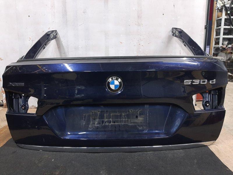 Крышка багажника Bmw 5-Series F11 3.0 N57D30A 2009 задняя (б/у)