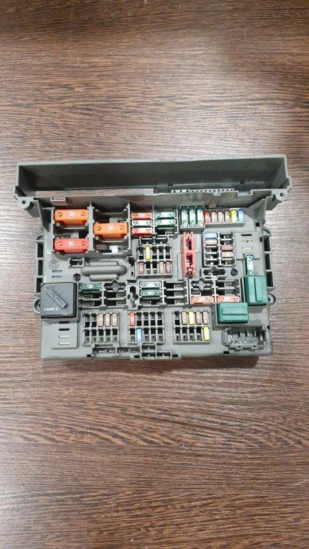 Распределитель тока пд Bmw X1 E84 2.0 N47D20C 2009 (б/у)