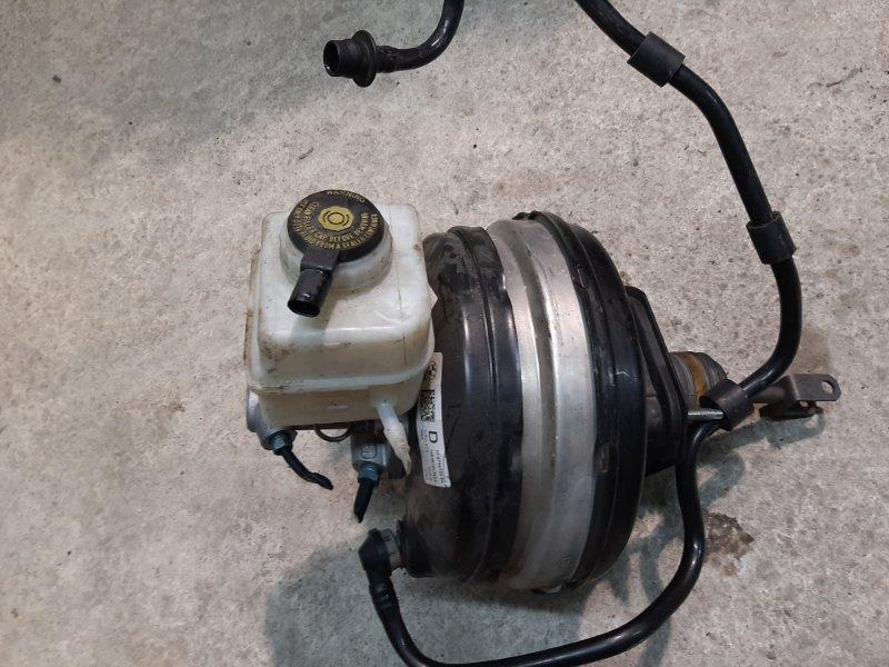 Вакуумный усилитель тормозов Bmw 5-Series F11 3.0 N57D30A 2009 передний (б/у)
