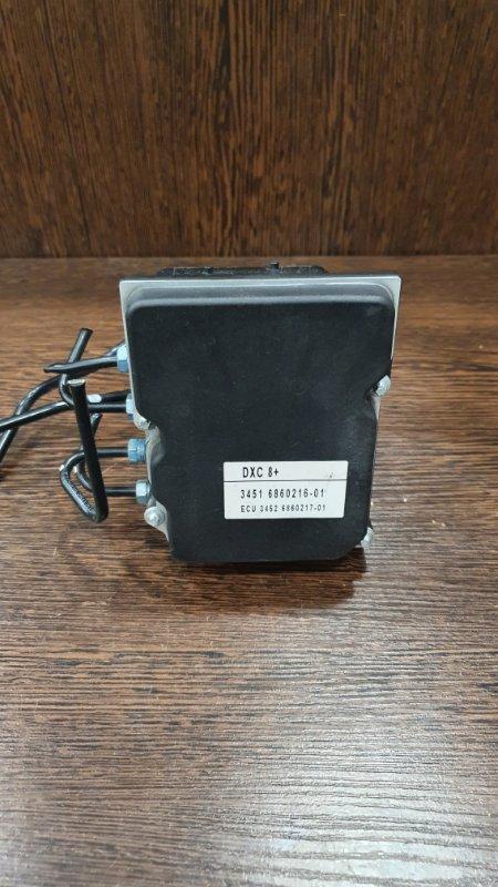 Блок abs Bmw X1 E84 2.0 N47D20C 2009 (б/у)
