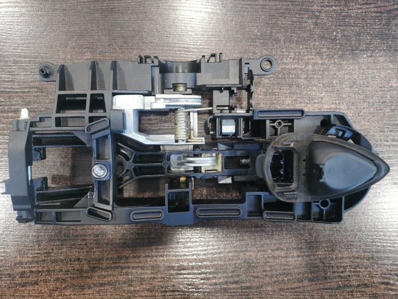 Кронштейн ручки двери Bmw 5-Series F11 3.0 N57D30A 2009 правый (б/у)