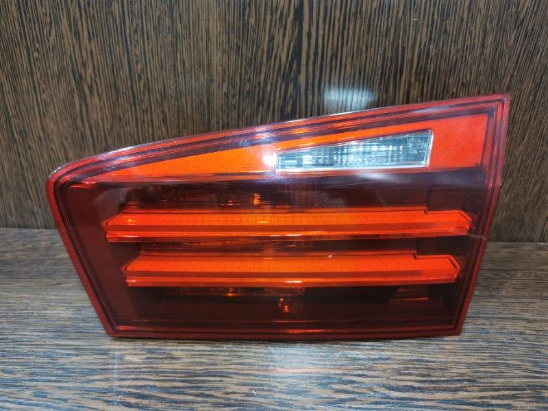 Фонарь Bmw 5-Series F11 3.0 N57D30A 2009 задний правый (б/у)