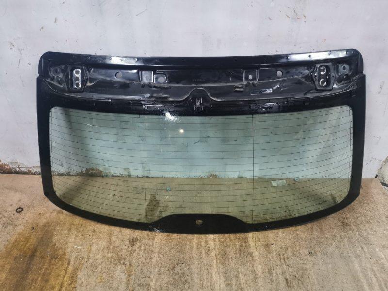 Заднее стекло Bmw 5-Series F11 3.0 N57D30A 2009 заднее (б/у)