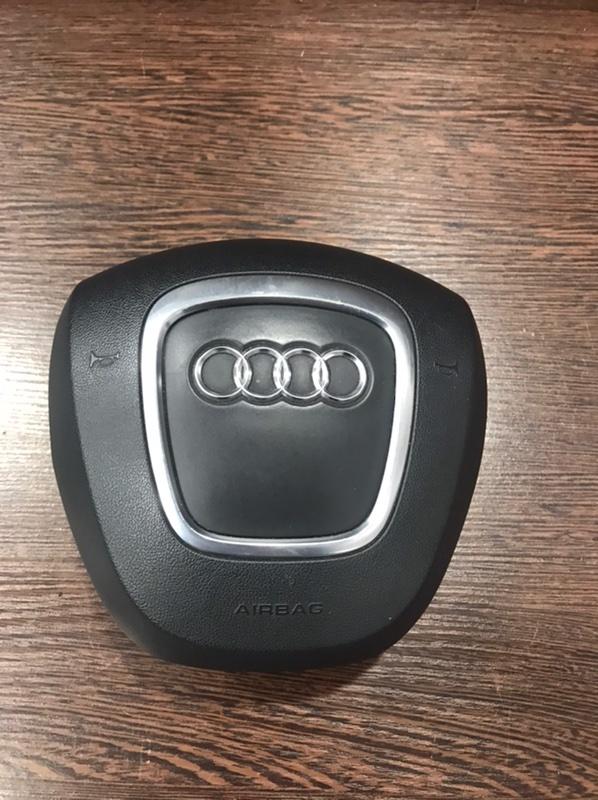 Подушка безопасности в руль Audi Q5 8R 3.0D CCW 2008 (б/у)