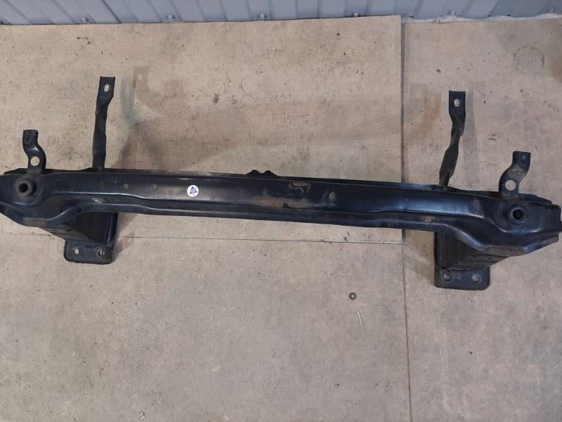 Усилитель бампера Bmw X5 E70 3.0 N57D30A 2009 передний нижний (б/у)