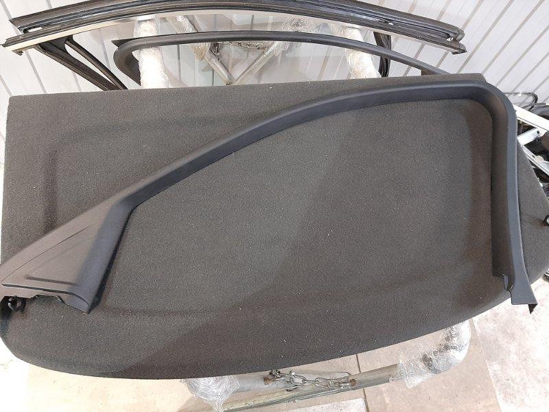 Уплотнитель двери Bmw X4 F26 2.0 B47D20A 2013 передний левый (б/у)