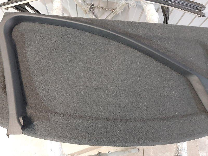 Уплотнитель двери Bmw X4 F26 2.0 B47D20A 2013 передний правый (б/у)