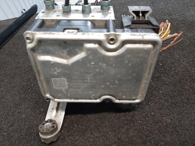 Блок abs Bmw X4 F26 2.0 B47D20A 2013 передний (б/у)