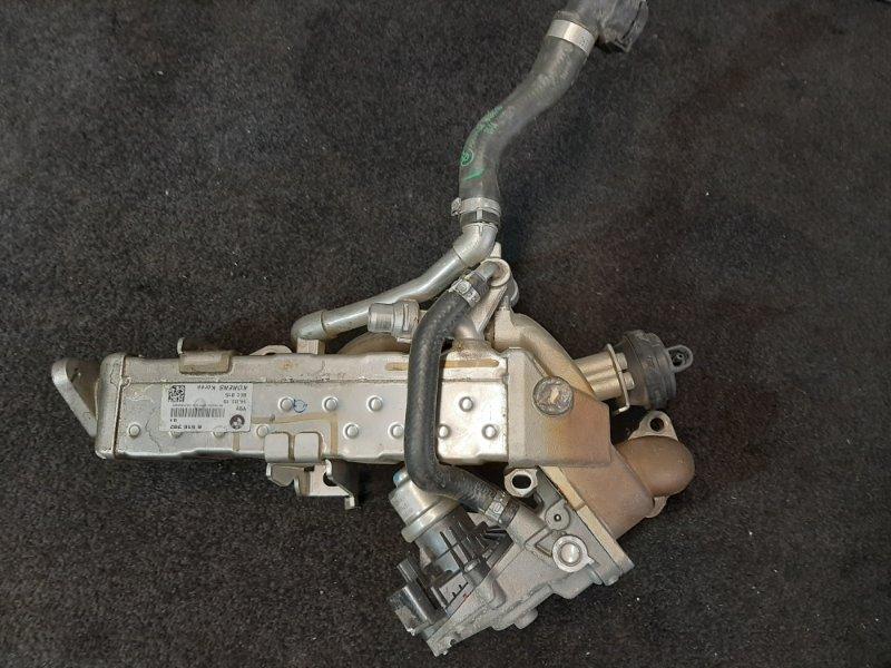 Охладитель отработанных газов Bmw X4 F26 2.0 B47D20A 2013 (б/у)