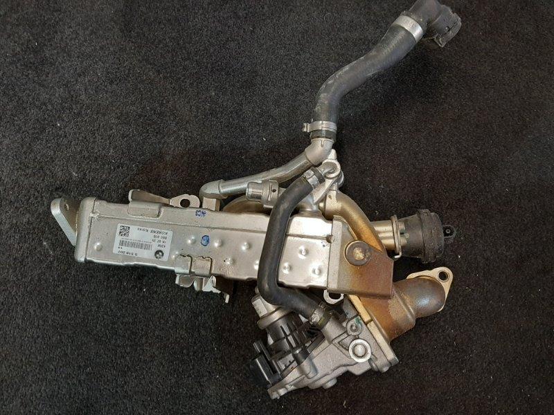 Охладитель отработанных газов Bmw X3 F25 2.0 N47D20C 2012 передний (б/у)