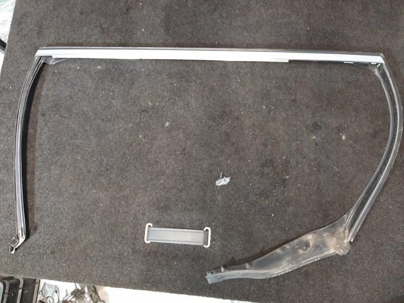 Молдинг двери Bmw 5-Series F11 3.0 N57D30A 2009 задний левый верхний (б/у)