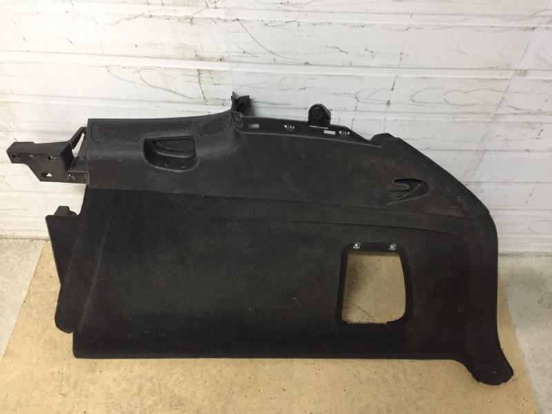 Обшивка багажника Porsche Cayenne 958 3.0 TDI 2011 (б/у)