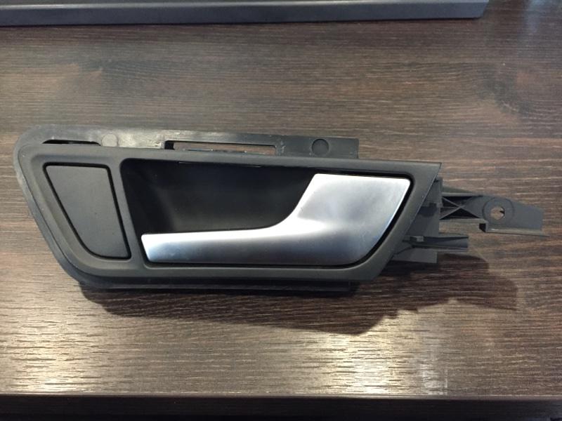 Ручка двери Audi Q5 8R 3.0D CCW 2008 передняя правая (б/у)