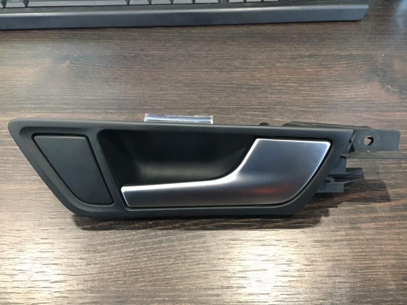 Ручка двери Audi Q5 8R 3.0D CCW 2008 задняя правая (б/у)