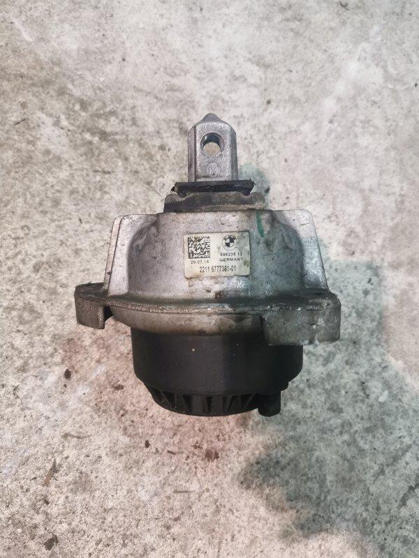 Подушка двс Bmw 5-Series F11 3.0 N57D30A 2009 левая (б/у)