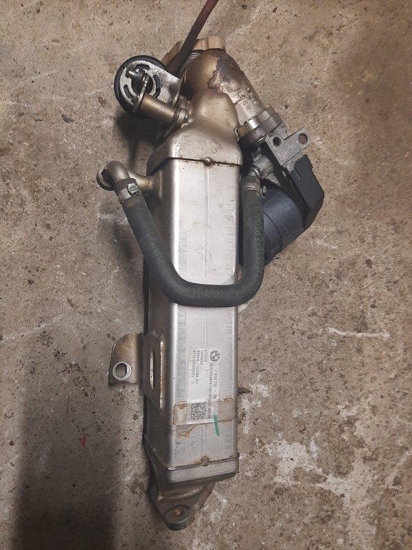Охладитель отработанных газов Bmw X1 E84 2.0 N47D20C 2009 (б/у)