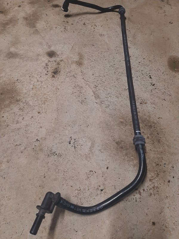 Вакуумный трубопровод Bmw X1 E84 2.0 N47D20C 2009 (б/у)