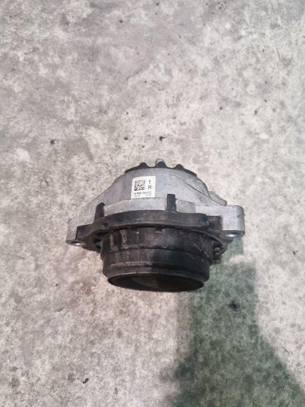 Подушка двс Bmw X4 F26 2.0 B47D20A 2013 левая (б/у)