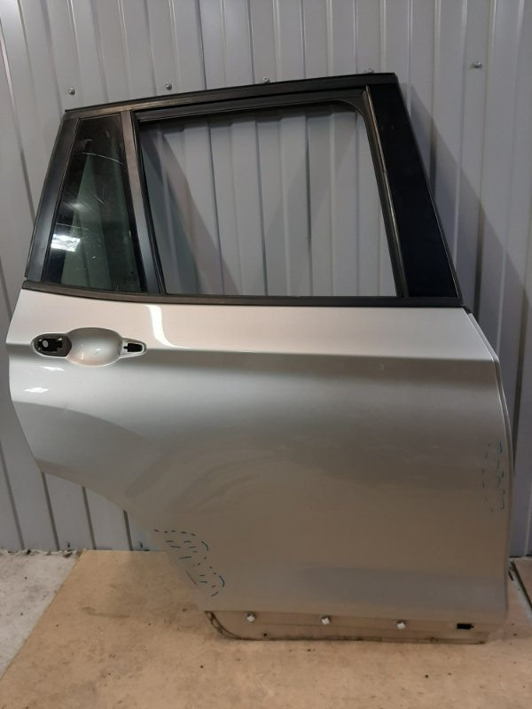 Дверь Bmw X3 F25 2.0 B47D20A 2013 задняя правая (б/у)