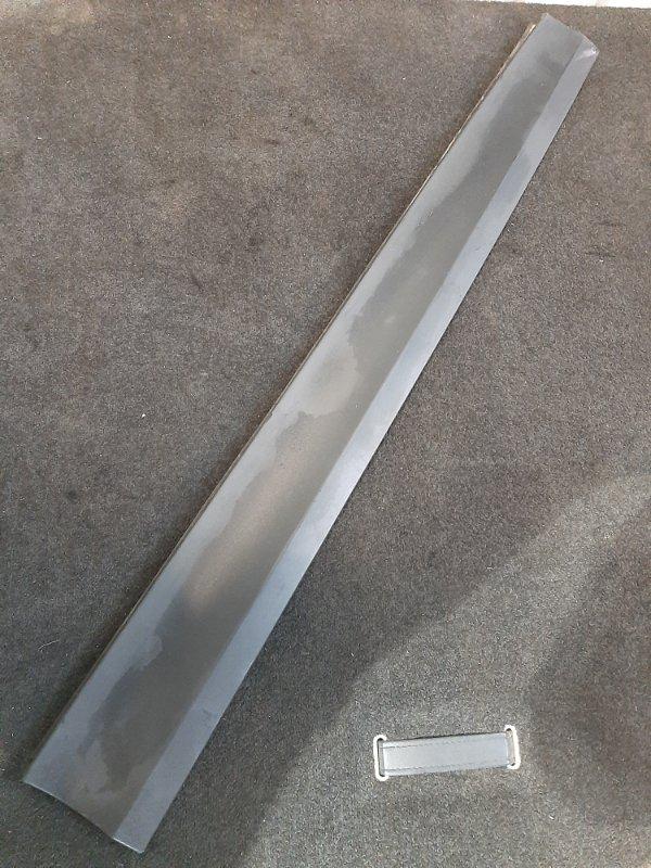 Молдинг двери Bmw X3 F25 2.0 B47D20A 2013 передний правый нижний (б/у)