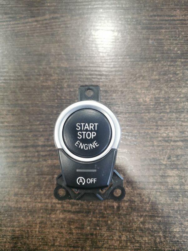 Кнопка start Bmw 5-Series F11 3.0 N57D30A 2009 (б/у)