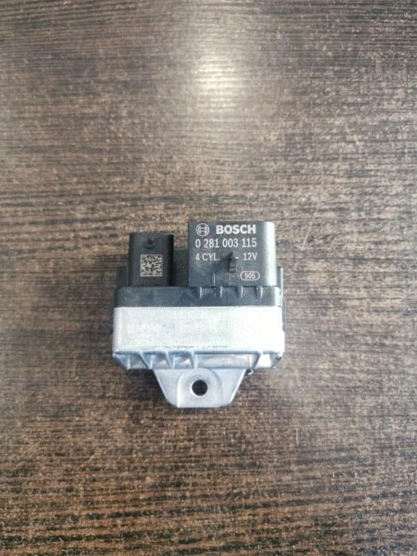 Эбу системы предпускового подогрева Bmw X3 F25 2.0 B47D20A 2013 (б/у)