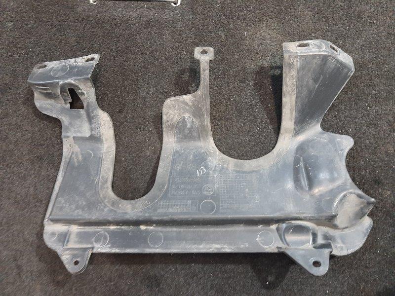 Кожух рулевого механизма Bmw X3 F25 2.0 B47D20A 2013 передний правый нижний (б/у)