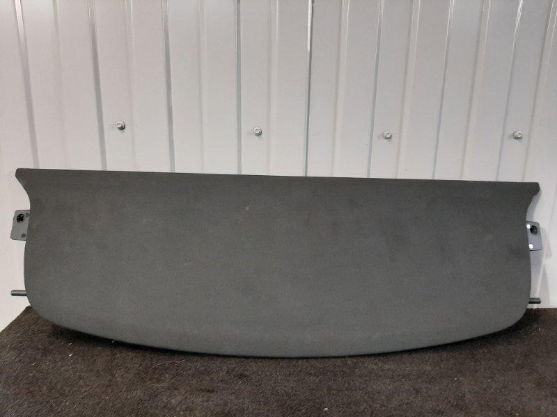 Полка багажника Bmw X4 F26 2.0 B47D20A 2013 задняя (б/у)