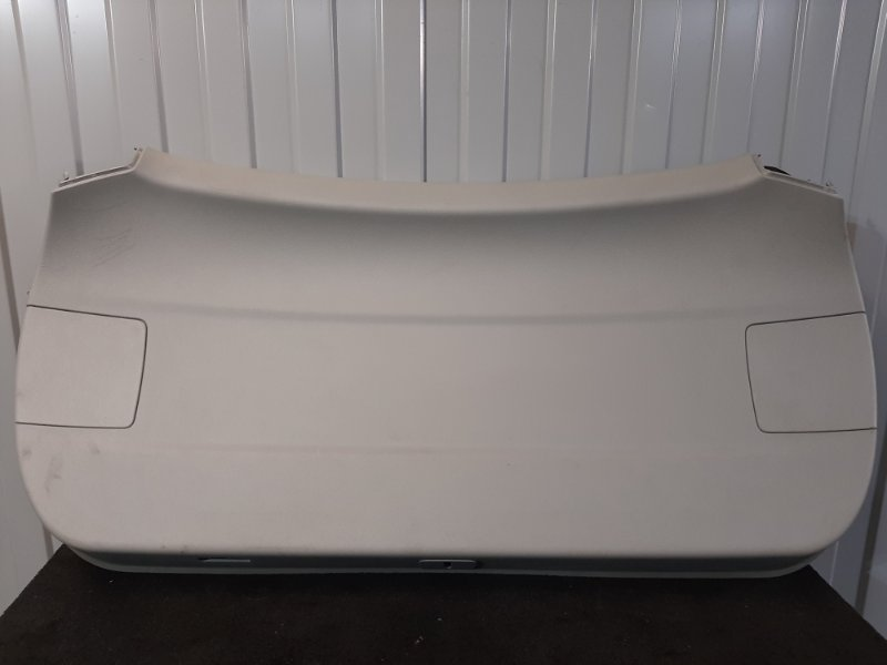 Облицовка крышки багажника Bmw X4 F26 2.0 B47D20A 2013 задняя нижняя (б/у)