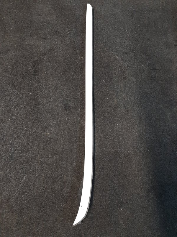 Молдинг лобового стекла Bmw X3 F25 2.0 B47D20A 2013 передний левый верхний (б/у)