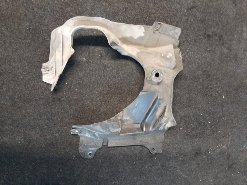 Кожух рулевого механизма Bmw 5-Series F11 3.0 N57D30A 2009 левый (б/у)