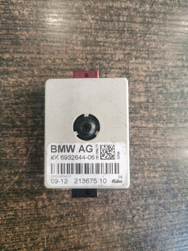 Помехоподавляющий фильтр Bmw X6 E71 3.0 N57D30A 2009 (б/у)