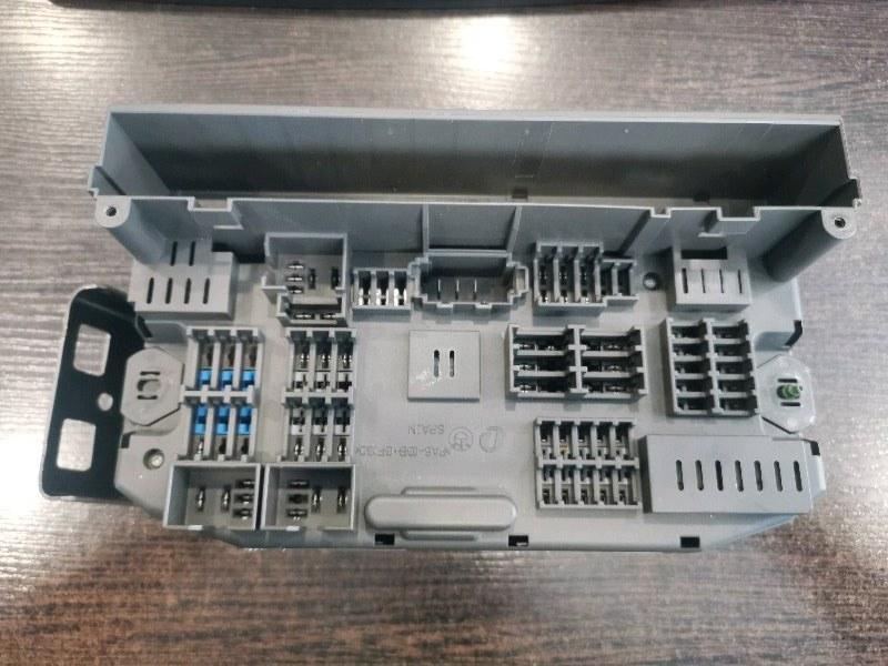 Распределитель тока пд Bmw X5 E70 3.0 N57D30A 2009 передний (б/у)