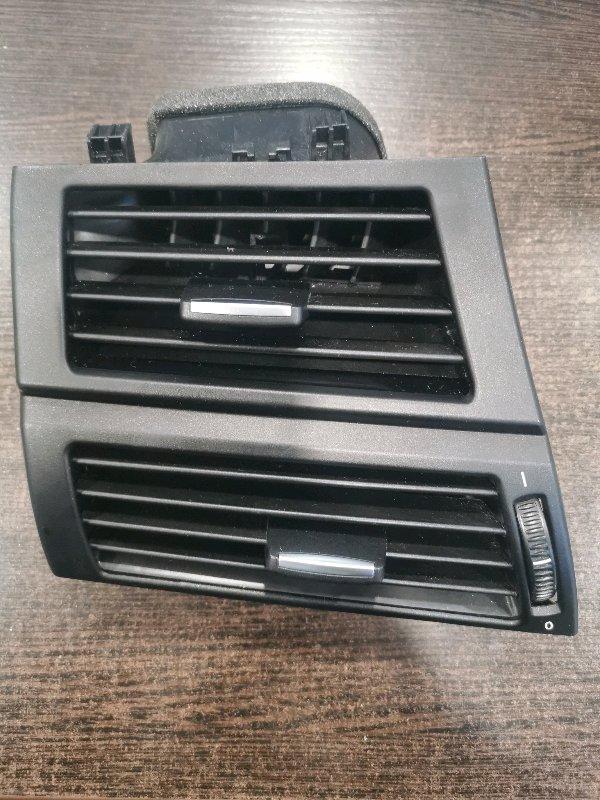 Вентиляционная решетка Bmw X6 E71 3.0 N57D30A 2009 передняя левая (б/у)