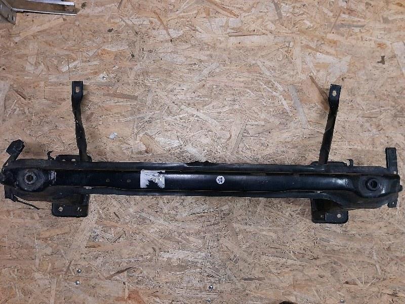 Усилитель бампера Bmw X6 E71 3.0 N57D30A 2009 передний (б/у)