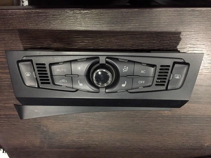 Блок управления климат контроля Audi Q5 8R 2007 передний (б/у)