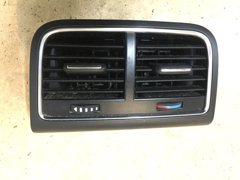 Дефлектор Audi Q5 8R 3.0D CCW 2008 задний (б/у)