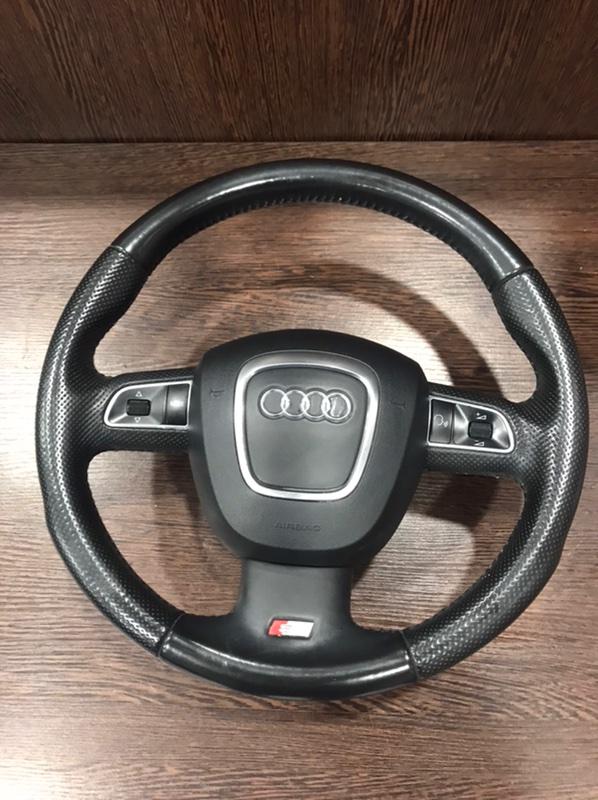 Руль Audi Q5 8R 3.0D CCW 2008 (б/у)