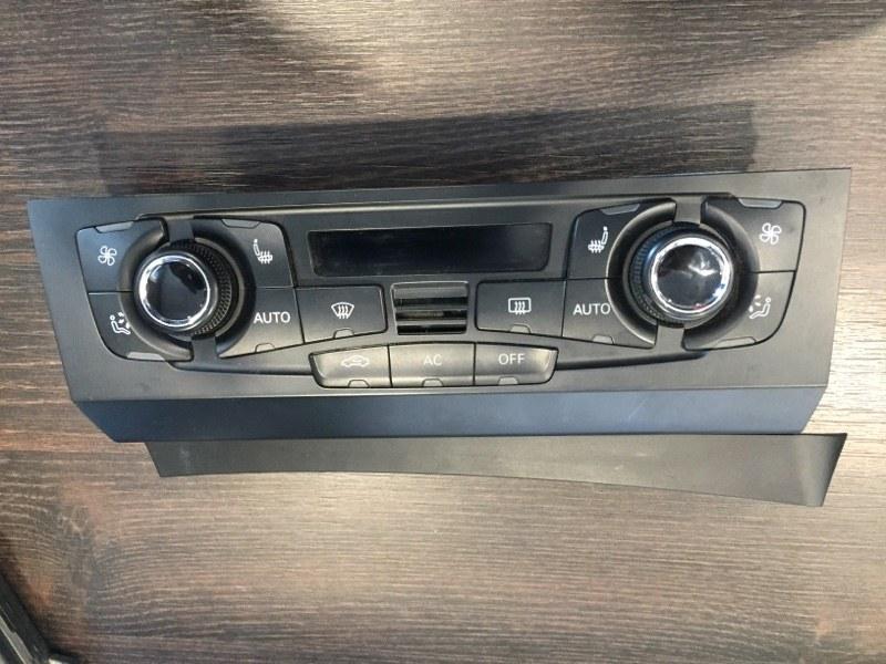 Блок управления климат контроля Audi Q5 8R передний (б/у)